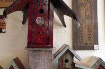 #2999 & #3000 Birdhouses Made